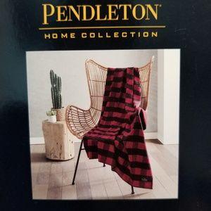 Pendleton Home Collection Rob Roy Luxe Throw 50x70